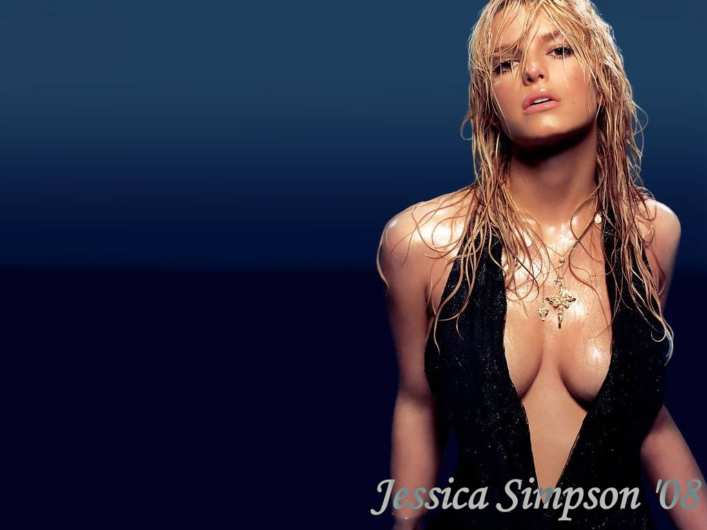 nude hot jessica simpson