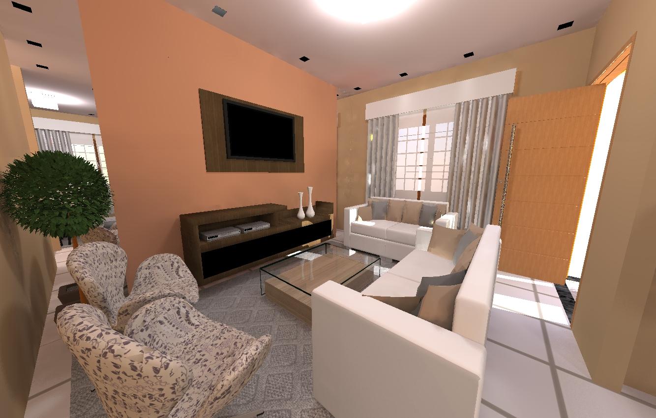 Decora es e design sala de estar for Sala de estar pintura
