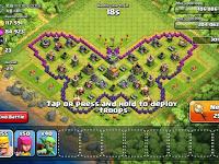 17 Gambar Base Clash Of Clans (Coc) Unik, Lucu, Kreatif, Karya Anak Bangsa, Hehe Gokil!!