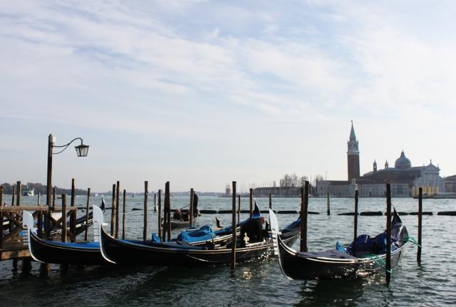 Góndolas Venecia