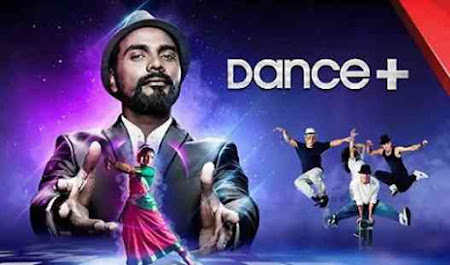 Poster Of Dance Plus Season 04 9th December 2018 Watch Online Free Download