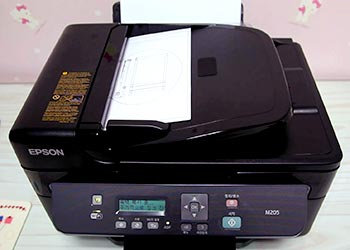 Epson M205 Review