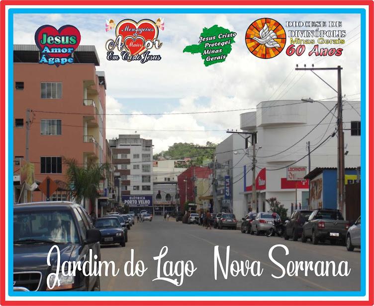 Nova Serrana - Av. Dom Cabral - Jardim do Lago