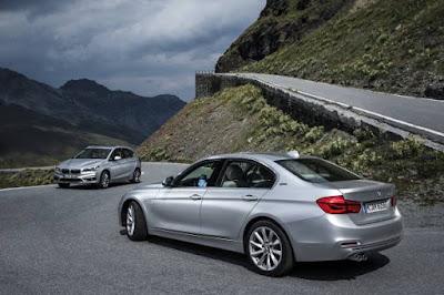 Η καινοτόμος τεχνολογία BMW eDrive στις νέες BMW 225xe και BMW 330e