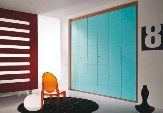 Modern kids room decor ideas 2012 home improvement and for Contemporary kids room