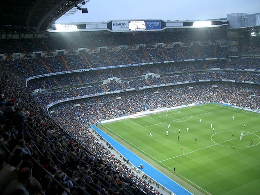 Real madrid est dio for Estadio bernabeu puerta 0