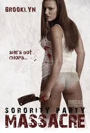 فيلم Sorority Party Massacre رعب