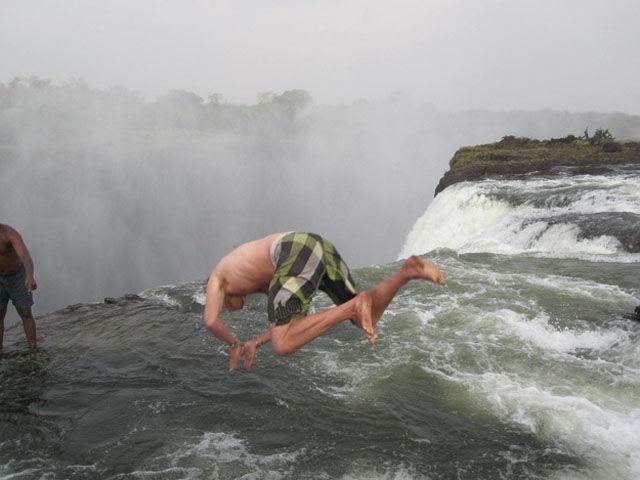 Most Amazing Facts Devil S Pool Victoria Falls Zimbabwe Amazing