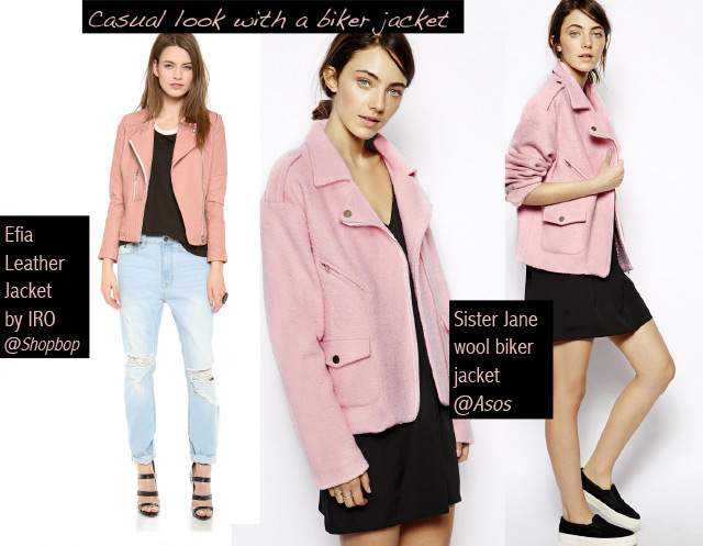 How To Wear A Pink Jacket - Pl Jackets