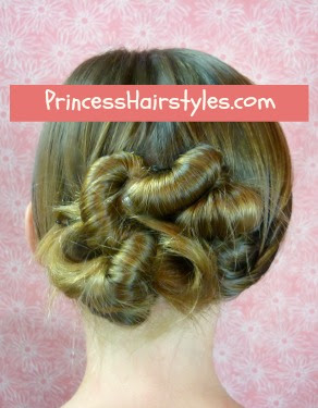 up style hairstyles