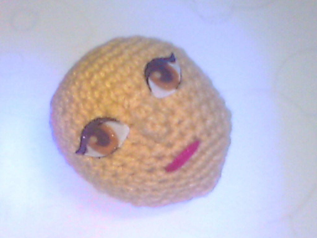 My Skills Guide: Manga Eyes for Amigurumi Practice