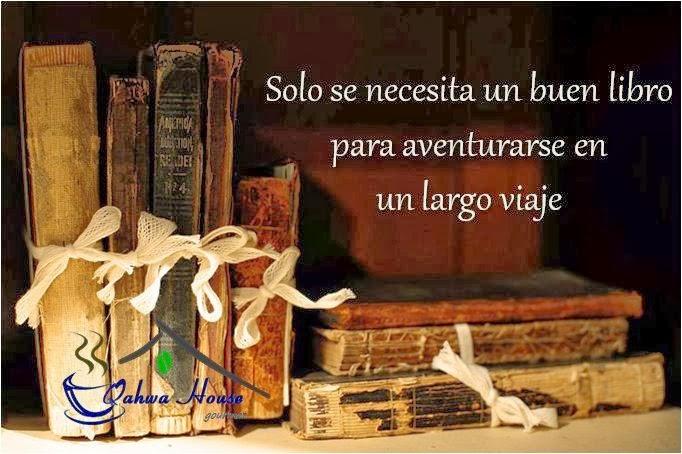 Frases Para La Vida: Solo Se Necesita Un Buen Libro Para