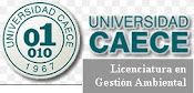 Licenciatura en Gestión Ambiental.