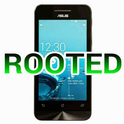 Cara Mudah Root Zenfone 4 KitKat - Cara Root & Hack