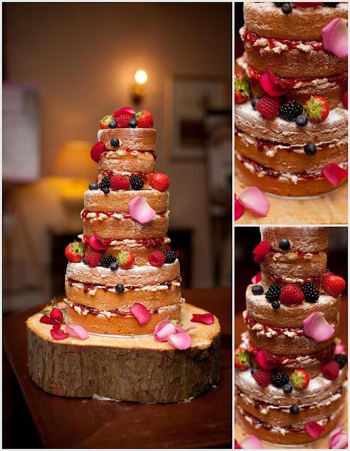 Naked cakes, las hipnóticas tortas de la época victoriana