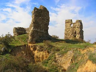 Castillo de Saldaña
