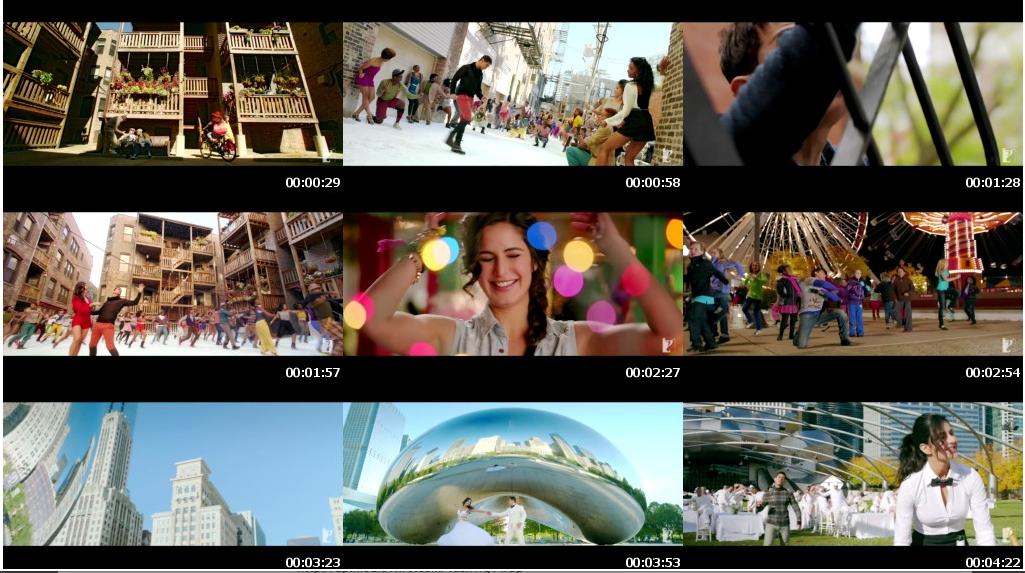 Tu Hi Junoon - Full Video Song - DHOOM-3 (2013) - 1080p - Full HD - Multi-Links