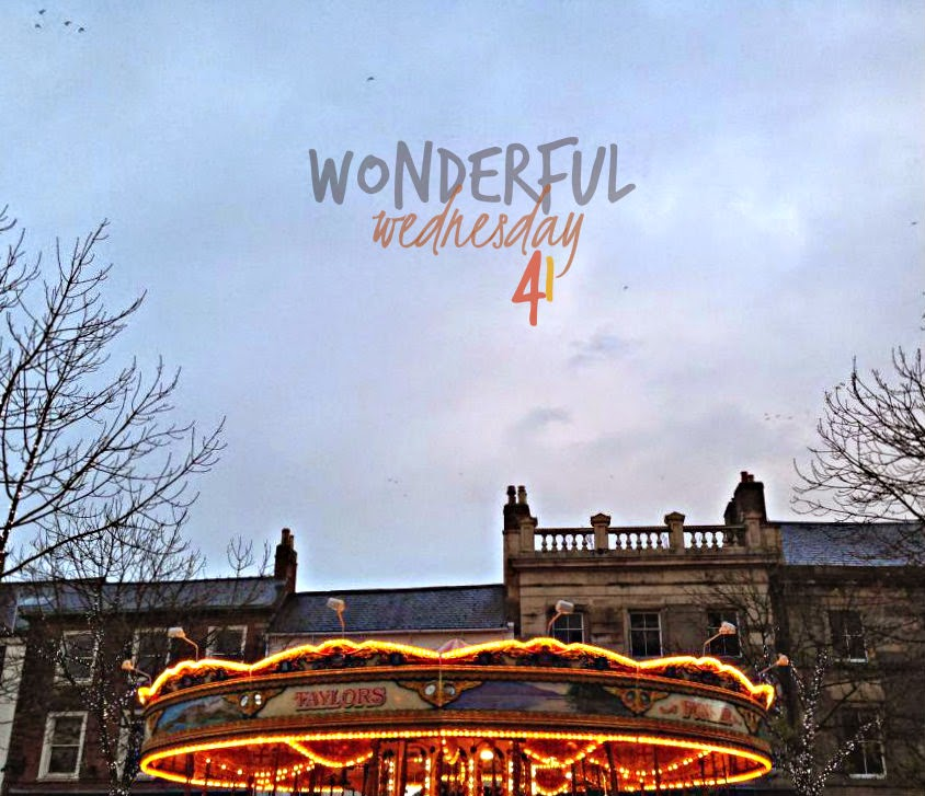 Wonderful Wednesday #41