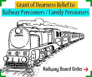 Railway Board Orders 2015