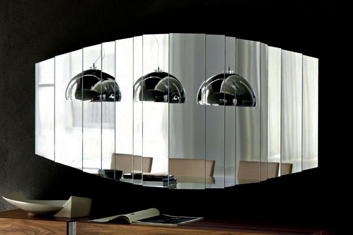 Decoblog julio 2012 for Espejos decorativos modernos para sala