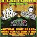 Festival de las 3 Culturas en Multiforo El Clandestino Viernes 21 de Marzo 2014