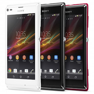 Sony Xperia SP Dengan Bravia Engine