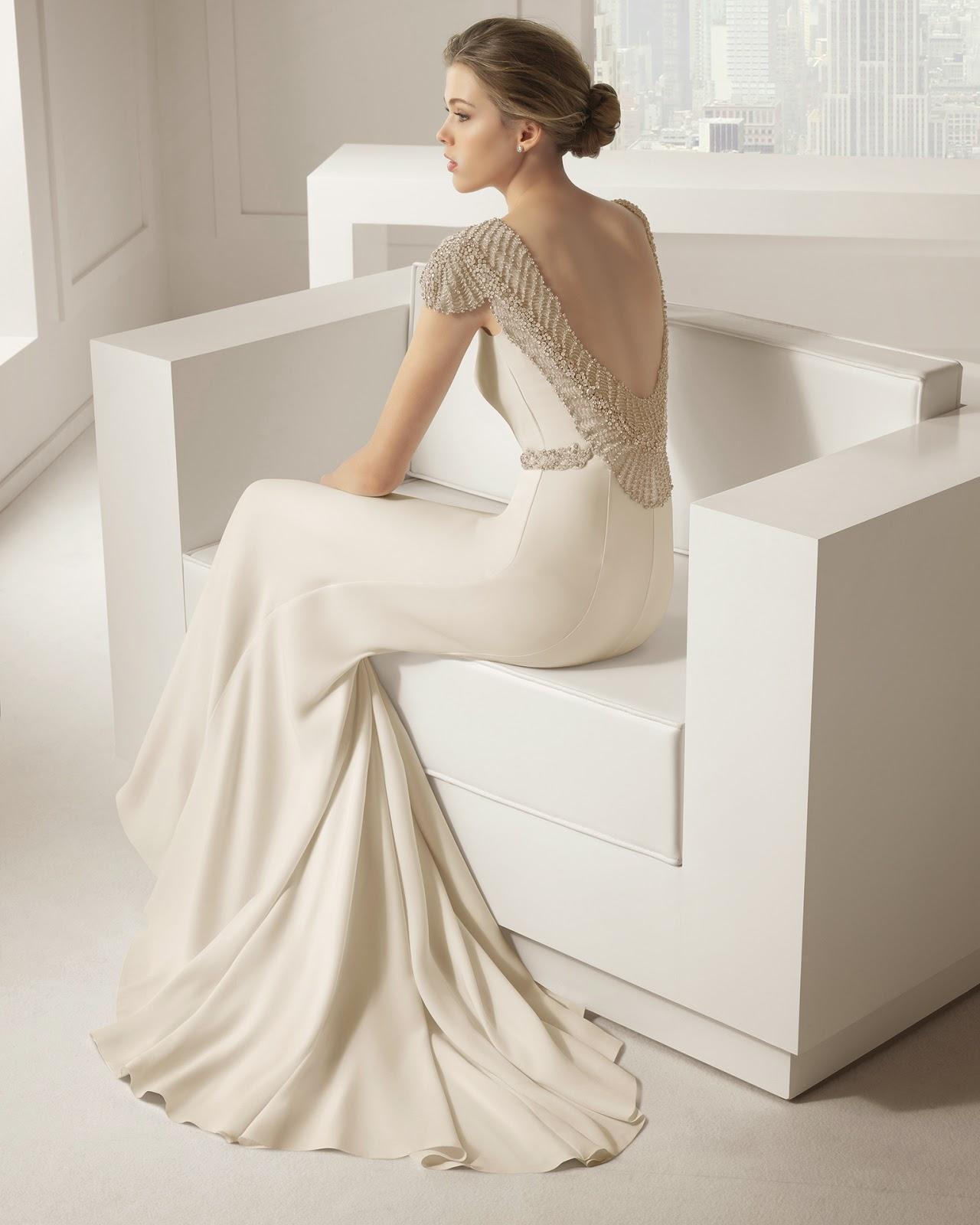 Gemütlich Precio Vestido Novia Rosa Clara Bilder - Hochzeit Kleid ...