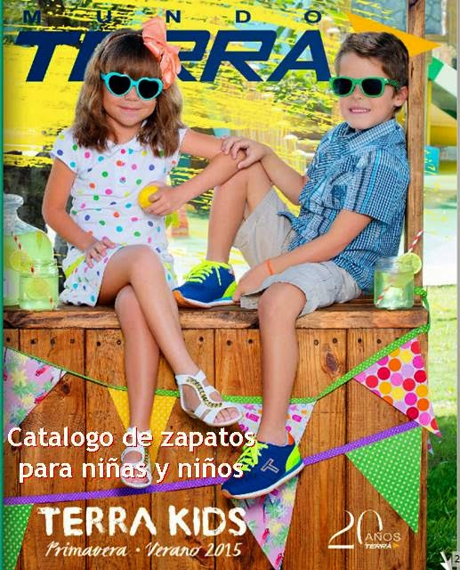 Mundo Terra Kids Primavera Verano 2015