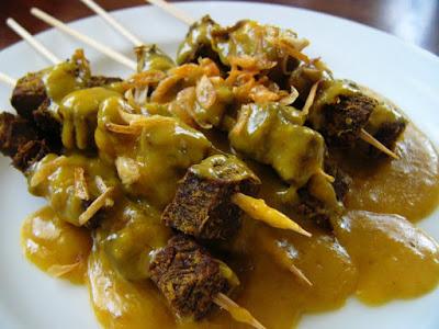 Resep  Sate Padang, Lezat dan Mudah