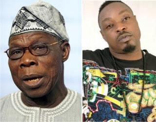 "Eedris Abdulkareem Replies Obasanjo, Says ""Mr Ex President, You Are My Mugu"""