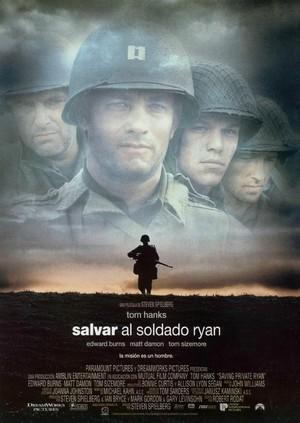 Poster Saving Private Ryan 1998