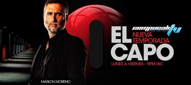 El Capo 2 Serie Completa HDTV Español Latino
