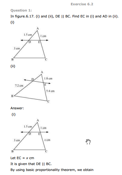 ncert maths class 9 chapter 6 exercise 6.2