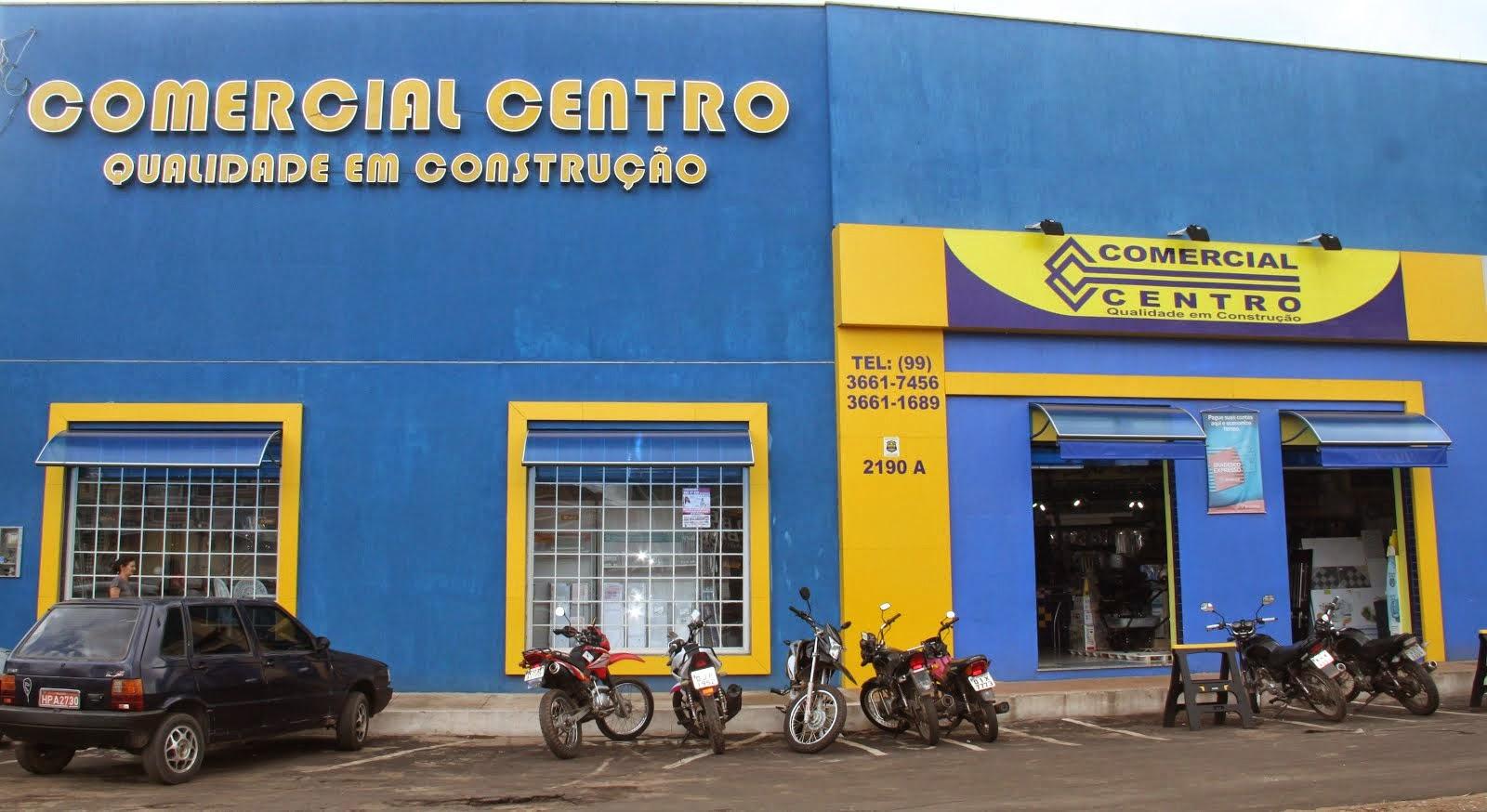 COMERCIAL CENTRO - CODÓ - FONE: (99) 3661-1689 / 3661-7456