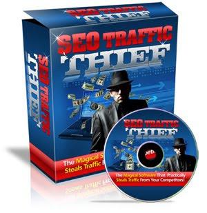 SEO Traffic Thief - SEO Analysis Software