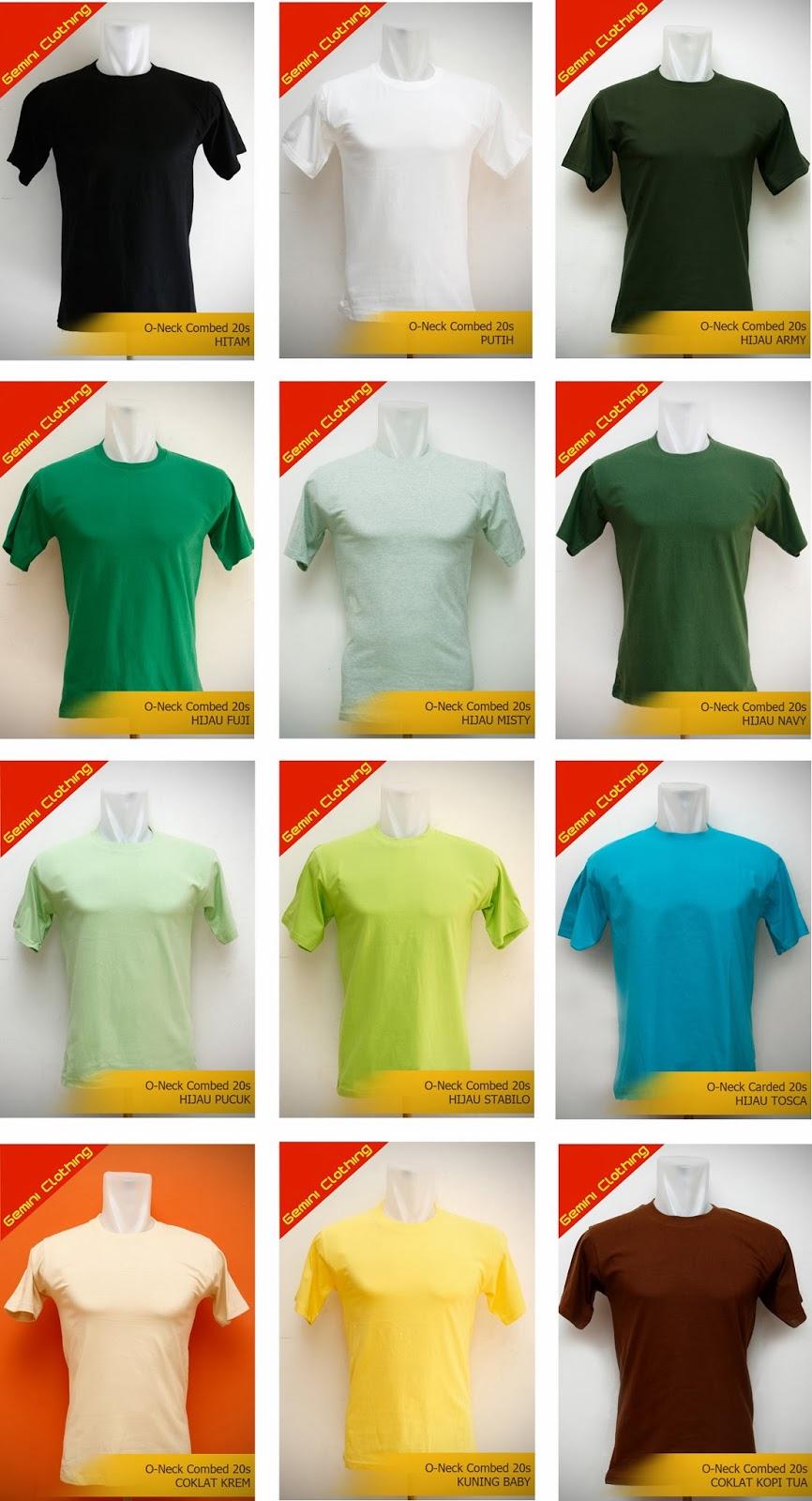 2013 Size L Kaos Polos Cotton Combed Lengan Panjang 20s Jenis Bahan Katun Ini Cocok Untuk Dipakai Sehari Hari Lembut Nyaman Dan Menyerap Keringat Bisa Beli Satuan Tanpa Minimum Order