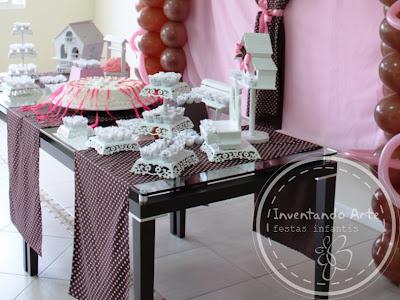 chá de panela marrom rosa ponta grossa