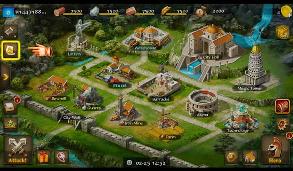 Android Age of Warring Empire Apk resimi 6