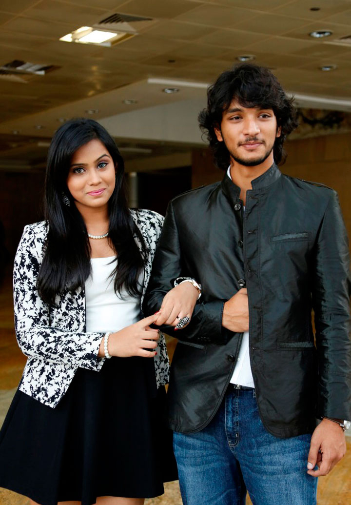 Kadali Lead Pair Gautham Tulasi Photos