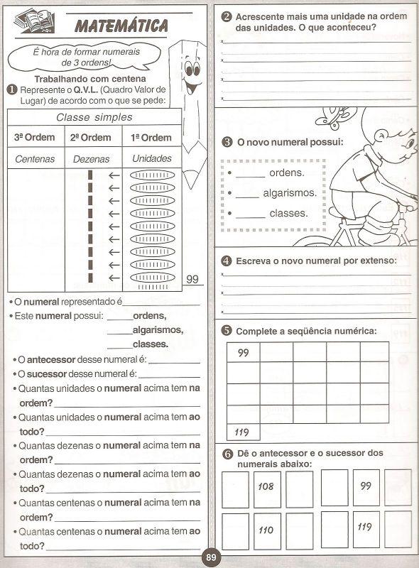 Matematica 3   Ano Fundamental Atividades Exercicios  141