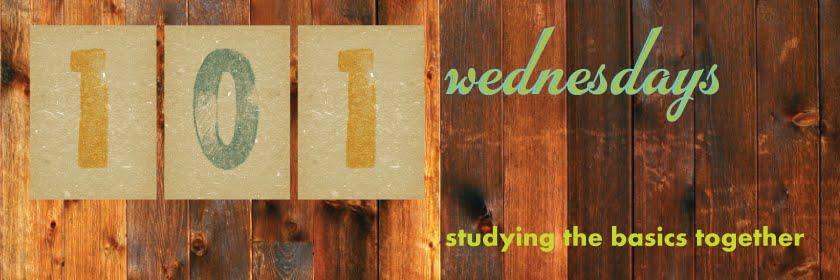 101 Wednesdays
