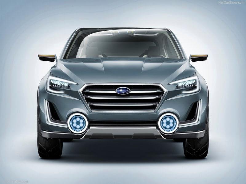 2014 Subaru VIZIV-2 Concept