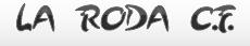 Web Oficial La Roda C.F.