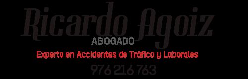 Ricardo Agoiz - 976 216 763 - Abogado Incapacidad laboral en Zaragoza