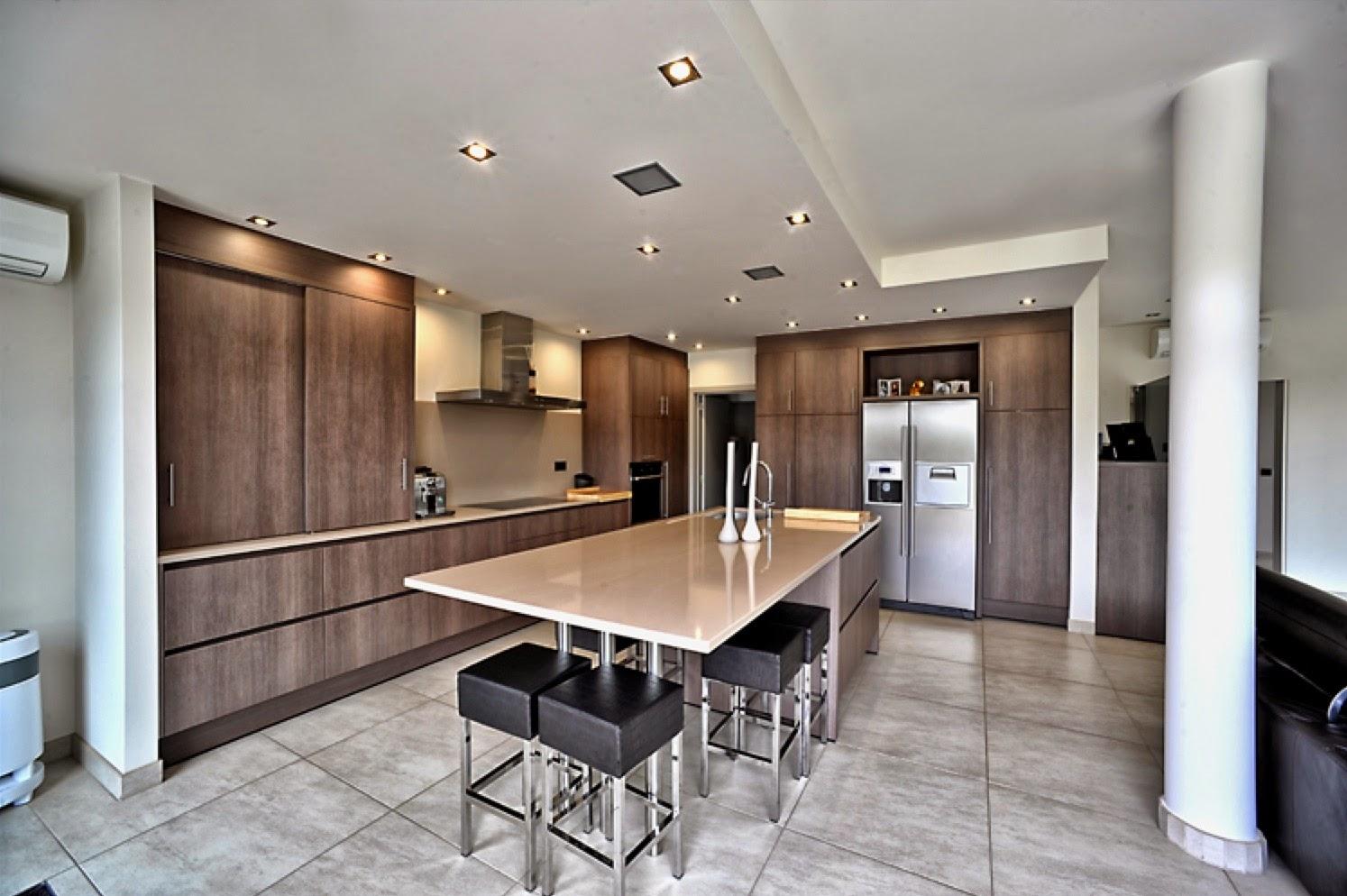 Realisatie interieur moderne keukens interieurbouw for Interieur keukens