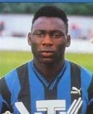Daniel Amokachi, Brugge, Nigeria,