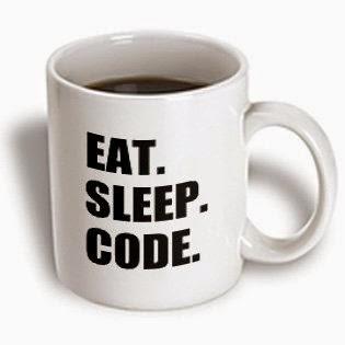 Eat Sleep Code