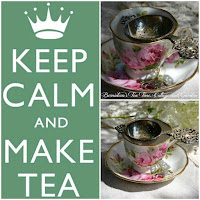 Bernideen's Tea Time,  Cottage and Garden on FACEBOOK