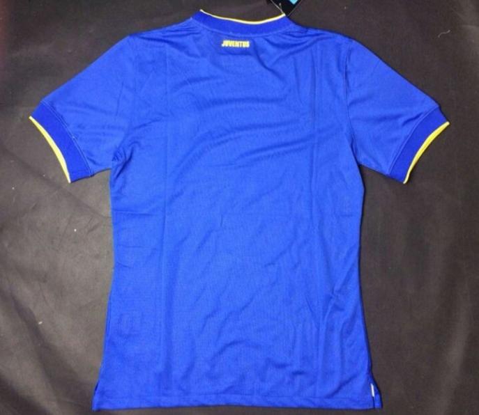 Soccer Jersey GO Juventus Away Kits 2014-2015