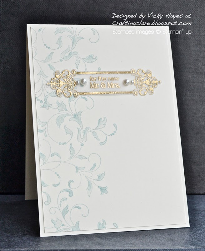 Buy Creative Elements online from Vicky Hayes UK Stampin Up demonstrator